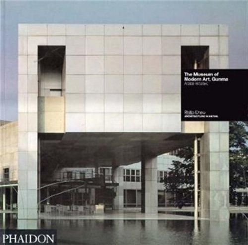 9780714835495: Gunma Museum (Architecture in Detail)