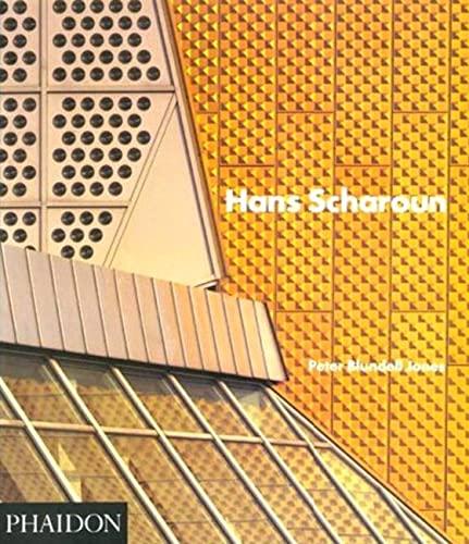 9780714836287: Hans Scharoun