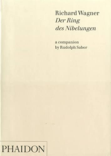 9780714836508: Der Ring des Nibelungen: Companion Volume (Ring Cycle)
