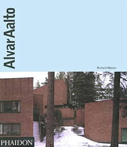 9780714837109: Alvar Aalto (en anglais)