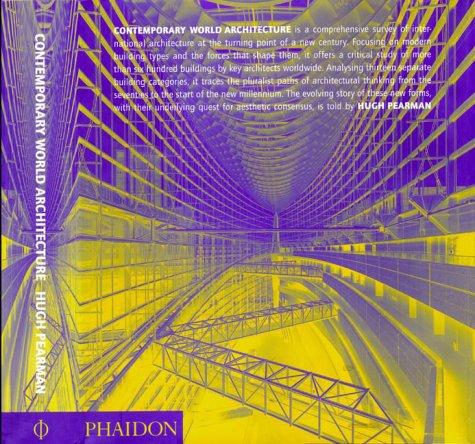 Contemporary World Architecture: Pearman, Hugh