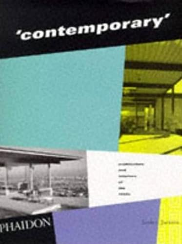 9780714837574: Contemporary. Architecture And Interiors Of The 1950s (Decorative Arts)