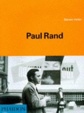9780714837987: PAUL RAND. Edition en anglais (Design)