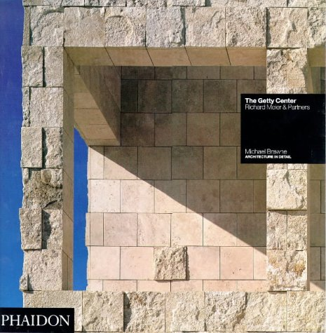 9780714837994: The Getty Center: Richard Meier & Partners