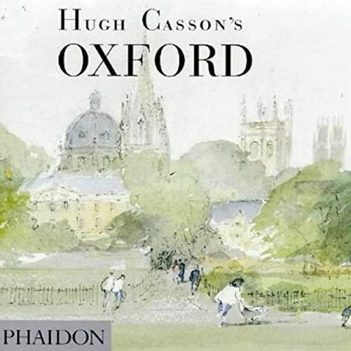 Hugh Casson's - Oxford (0714838101) by Casson, Hugh