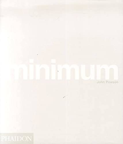 9780714838175: Minimum. Mini Format (Phaidon Miniature Editions)