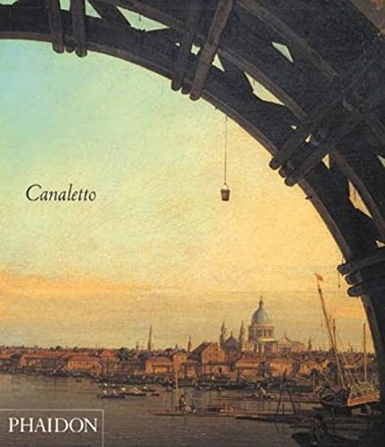 9780714838434: Canaletto