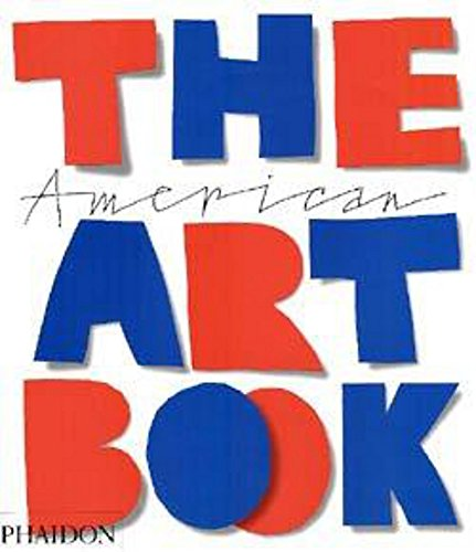 9780714838458: The American Art Book
