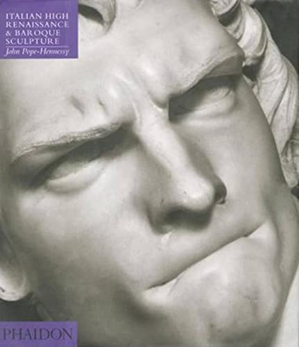 9780714838830: Italian High Renaissance & Baroque Sculpture (Vol. 3)