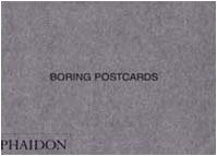 9780714838953: Boring Postcards