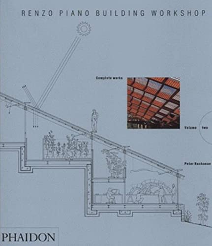 9780714838991: Renzo Piano Building Workshop - Volume 2 (Renzo Piano Building Workshop (Paperback))
