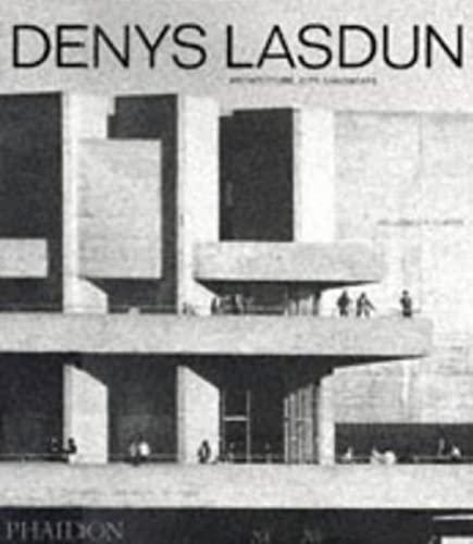 9780714839028: Denys Lasdun. Ediz. inglese: Architecture, City, Landscape (Architecture Générale)