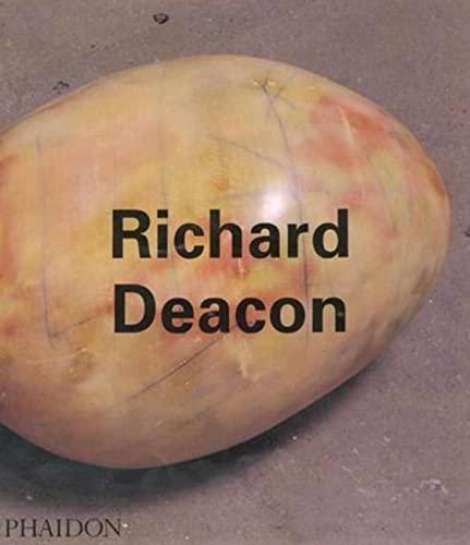 9780714839493: Richard Deacon (Contemporary Artists)