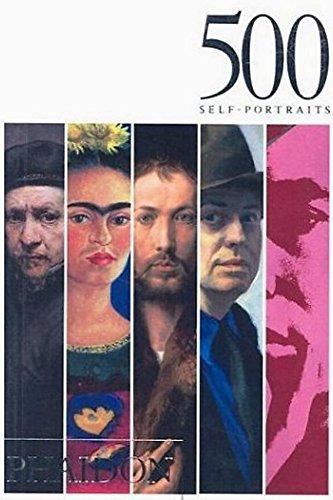 Five Hundred Self Portraits: Julian Bell