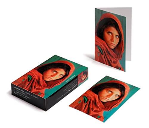9780714839752: Afghan Girl Card Box