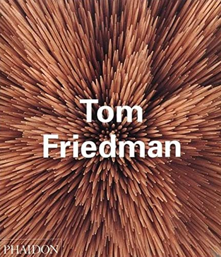 9780714839868: Tom Friedman (Contemporary Artists Series)