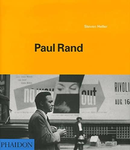 9780714839943: Paul Rand. Ediz. inglese