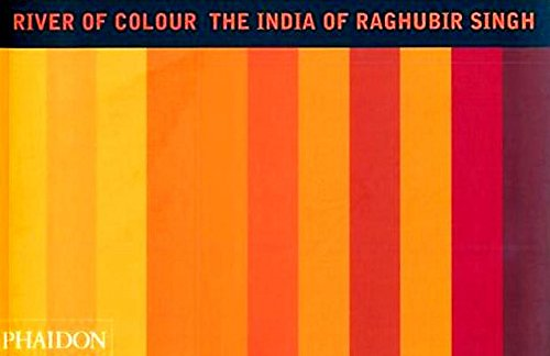 9780714839967: River of colour. The India of Raghubir Singh
