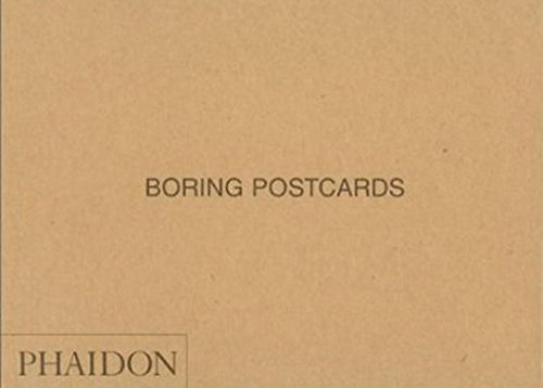 9780714840000: Boring Postcards USA