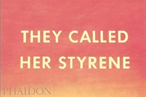 They Called Her Styrene, Etc.: Ruscha, Ed