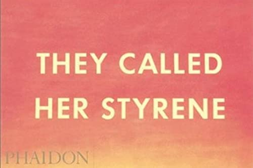 They Called Her Styrene, Etc. (0714840114) by Ed Ruscha