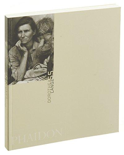 9780714840536: Dorothea Lange (Phaidon 55's)