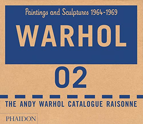 9780714840871: The Andy Warhol catalogue raisonne: 2