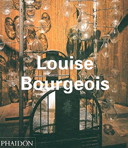 Louis Borgeois 9780714841229 Provides color plates of Bourgeois' sculptures and installations, essays, an interview, critical analysis, and Louise Bourgeois' writings on her art.