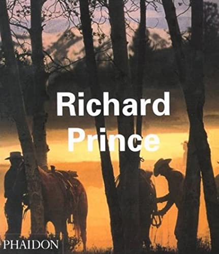 9780714841649: Richard Prince (Contemporary Artists (Phaidon))