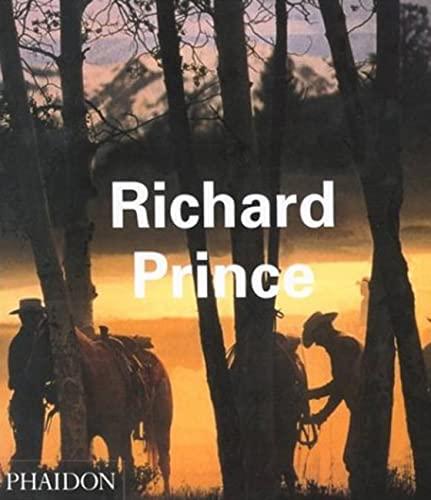 9780714841649: Richard Prince. Ediz. inglese