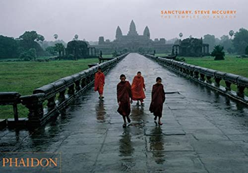 9780714841755: Sanctuary, Steve McCurry: The Temples of Angkor