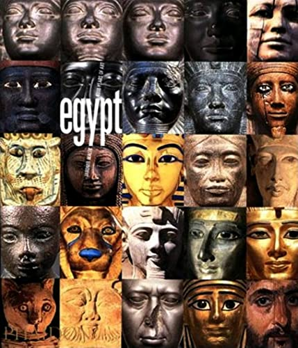 9780714842004: Egypt. 4000o years of art. Ediz. inglese
