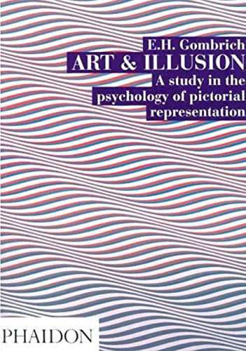 9780714842080: Art and Illusion: A Study in the Psychology of Pictorial Representation