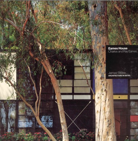 9780714842127: Eames House: Charles and Ray Eames (Architecture in Detail)