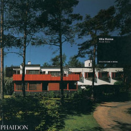 9780714842165: Villa Mairea: Alvar Aalto (Architecture in Detail)