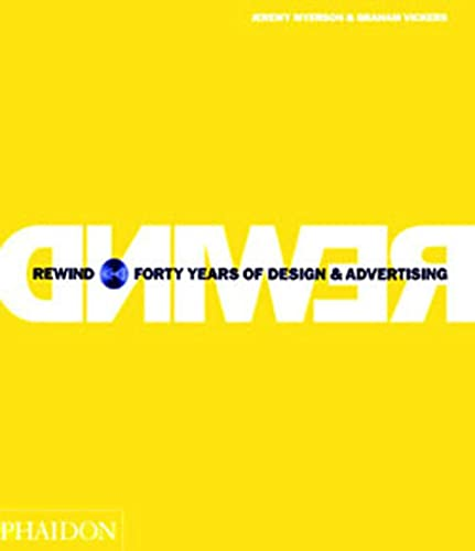 9780714842714: Rewind Forty Years of Design & Advertising
