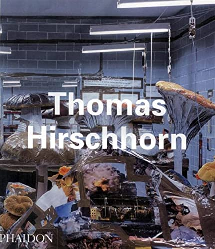 9780714842738: Thomas Hirschhorn (Contemporary Artists (Phaidon))