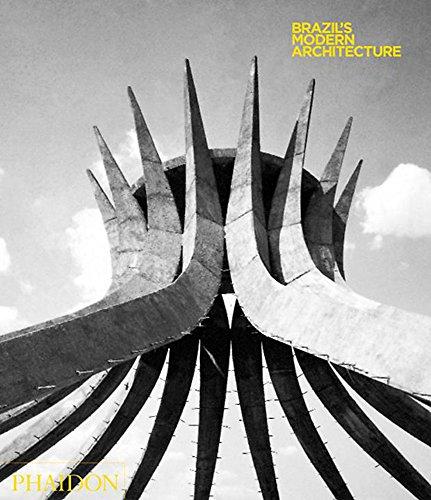 9780714842929: Brazil's modern architecture. Ediz. illustrata