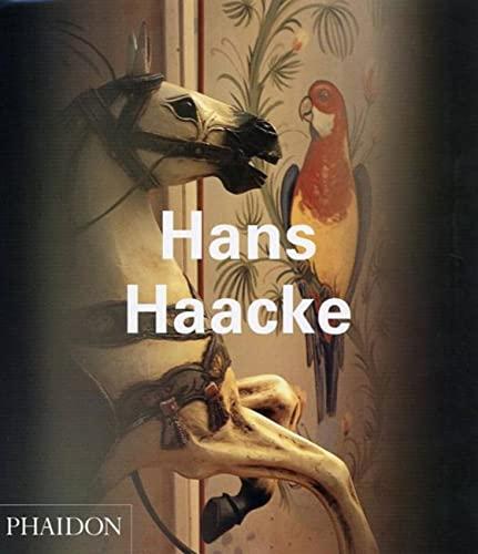 9780714843193: Hans Haacke (Contemporary Artists (Phaidon))