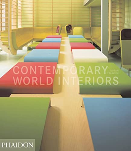 9780714843360: Contemporary World Interiors