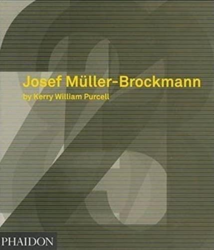 9780714843490: Josef Muller-Brockmann