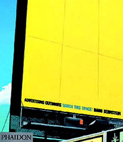 9780714843865: Advertising Outdoors. Watch This Space!