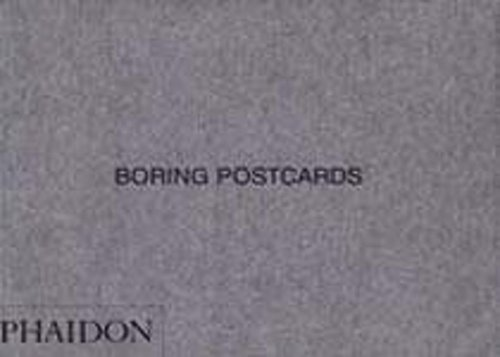 9780714843902: Boring Postcards