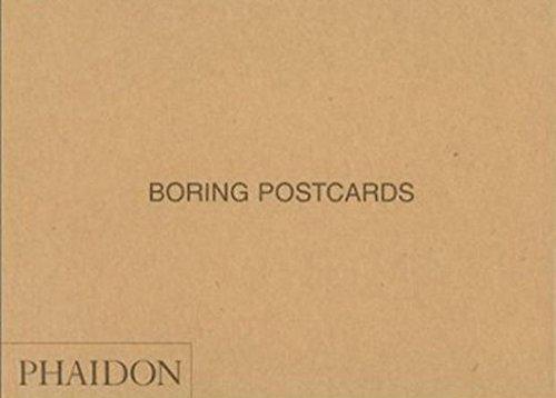 9780714843919: Boring postcards Usa
