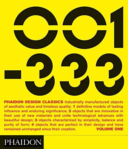 9780714843995: Phaidon design classics (3 Tomi)