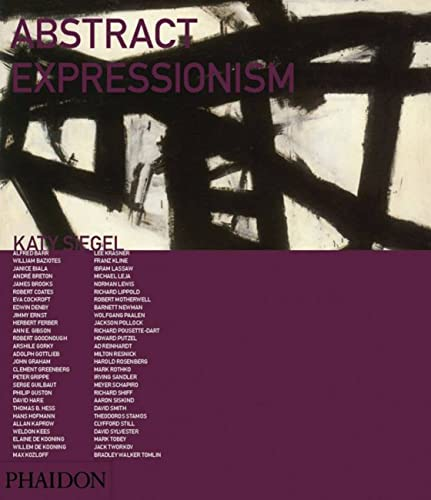 9780714844152: Abstract Expressionism (F A GENERAL)