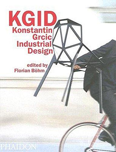 9780714844312: KGID Konstantin Grcic Industrial Design