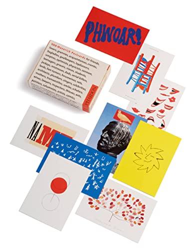 9780714844435: Alan Fletcher. 100 Maverick Postcards