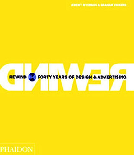 9780714844602: Rewind Forty Years of Design & Advertising