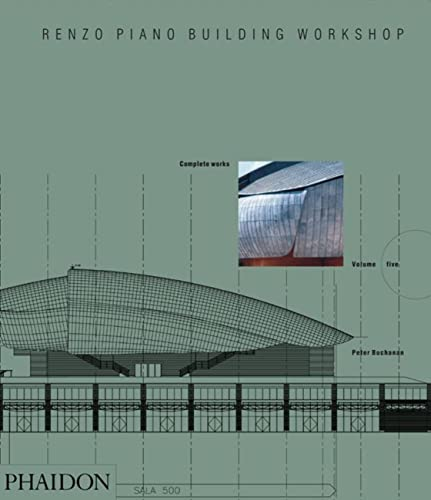 9780714844725: Renzo Piano Building Workshop: Complete Works, Vol. 5